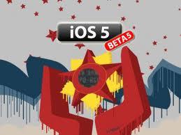 IOS 5 Beta 5 Jaibreak mit redsn0w 0.9.8b5 [Download]