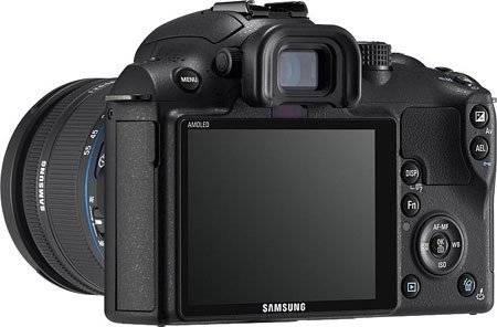Samsung NX11 Digital Camera