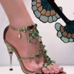 Women`s Heel that Provide  Beauty, Enjoyment and Comfort  Feel