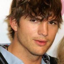 Deme more and  Ashton Kutcher,