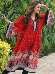 Stylish Lawn Dresses of 2011-2012 2