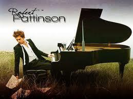 About First Love Of Robert Pattinson