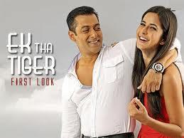 """""""Ek Tha Tiger"""" Bring Salman and Katrina closer again"""