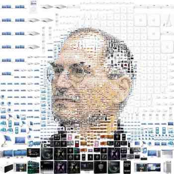 Steve Jobs Memory on Twitter