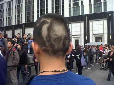 steve-jobs on hair