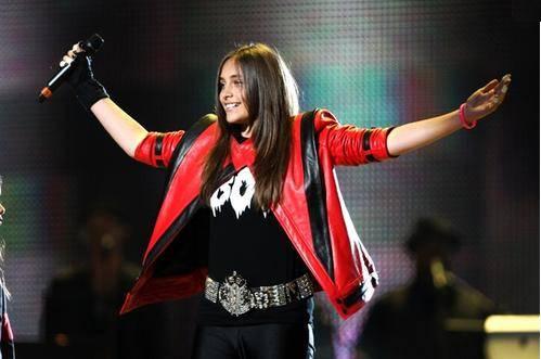 "Michael Jackson`s Daughter will be seen in""Bridge Landon and three keys"""