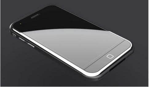 Totally New iPhone in Autumn 2012 [Rumor]