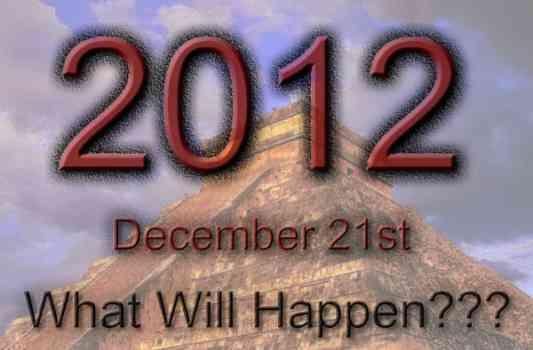 What Will Happen in 2012
