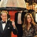 "A Real Gentleman! Prince Harry Ensure Not wet his""Princess"""