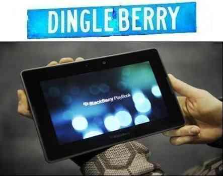 Jailbreak Blackberry Playbook with DingleBerry V 3.01 (Download)