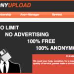 Megaupload has a Successor: Anonyupload
