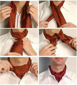 Eight Simple Ways to Tie a Tie