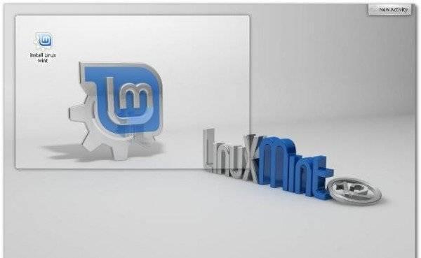 Released Linux Mint 12 KDE