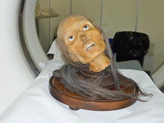 The Secret Inside the Skull of the 19th Century Mummy -2