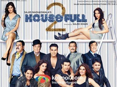 Watch Latest HD Trailer Of Housefull 2