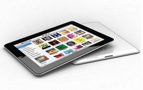 iPad 2 at MWC