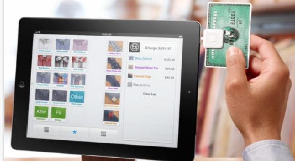 Apple iPad 3 As a Cash Register (Video)
