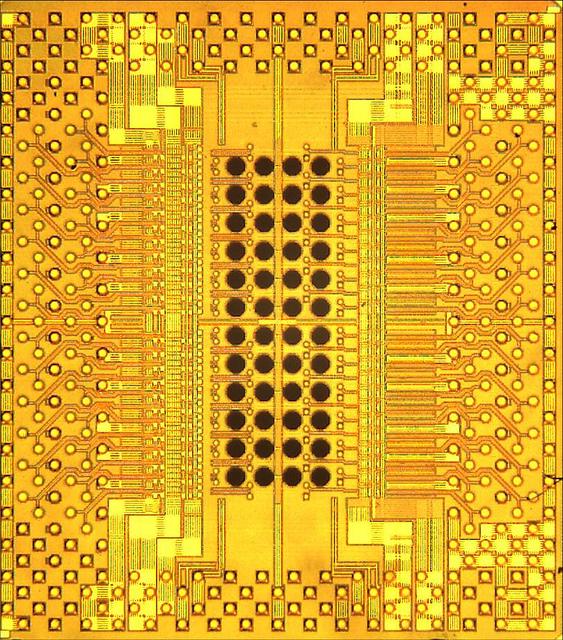 Holey Optochip -Prototype