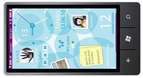 Nokia Windows Phone UI leaked