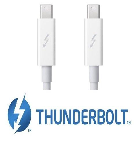 Thunderbolt and fiber optics