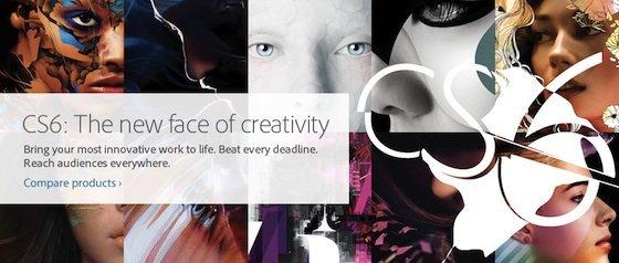 Adobe Creative Suite 6 (CS6) and Creative Cloud