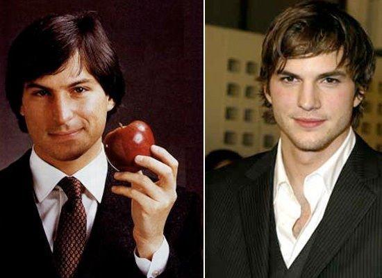 Ashton Kutcher Will Play Steve Jobs
