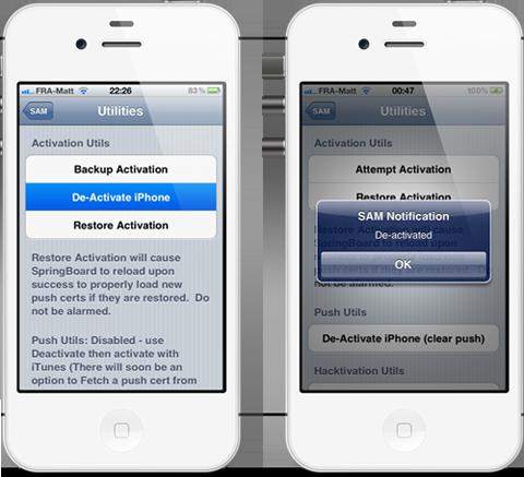 Jailbreak and Unlock an iPhone 4