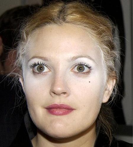 bad make-up