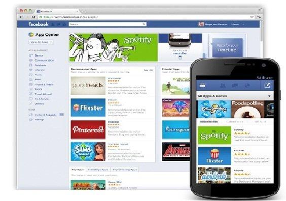 Facebook  App Store 1