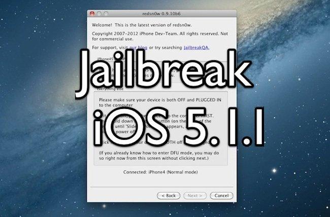 iPhone OS 5.1.1