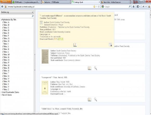 EPUB Reader Turns Firefox Into an eBook Reader 2