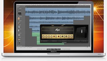Guitar Recording in Mac 6