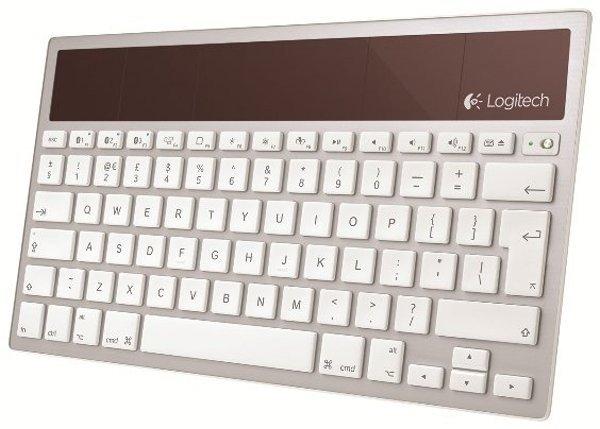 Solar Keyboard from Logitech 2