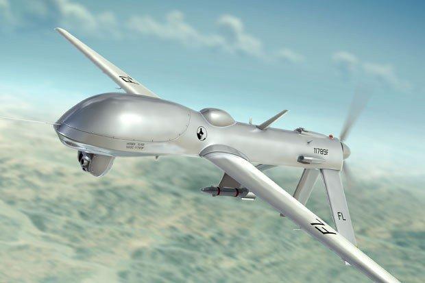 NASA Will Study Hurricanes using Drones 2