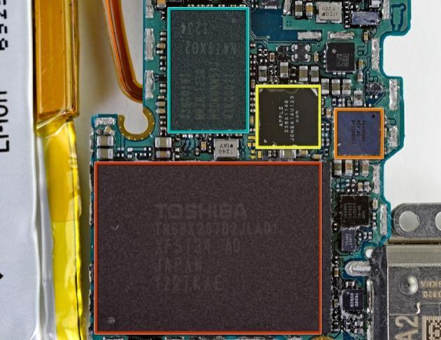 iFixit Disassembled the New iPod Nano 3
