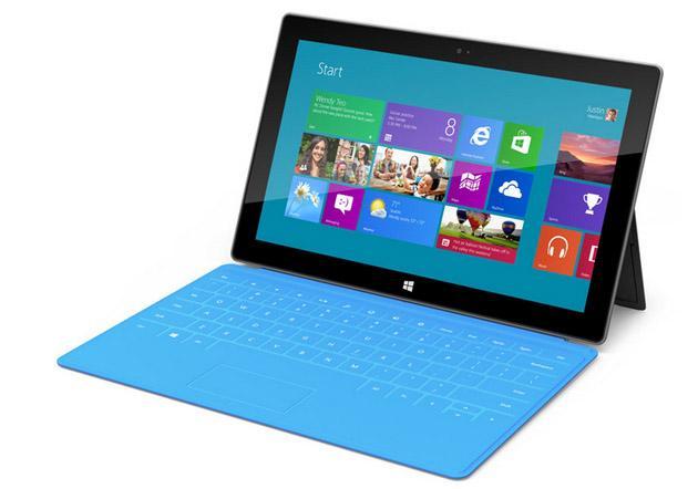 Microsoft Surface RT 4