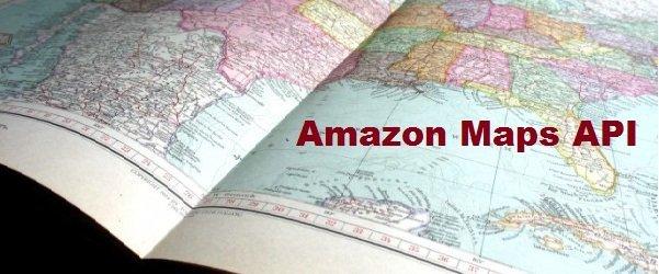 Amazon Releases Maps API 2