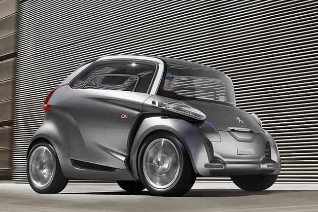 Top 5 Electric Cars Near Future - Photos  5