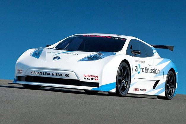 Top 5 Electric Cars Near Future - Photos  8