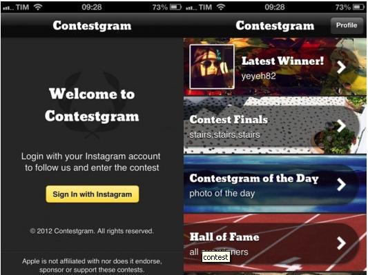 Contestgram: Participate in a Contest for Photographic Instragram 3