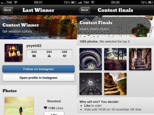 Contestgram: Participate in a Contest for Photographic Instragram 4