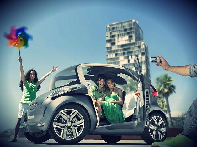 Top 5 Electric Cars Near Future - Photos  2