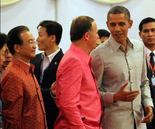 New Zealand Prime Minister Talks to Obama About Kim Dotcom 2