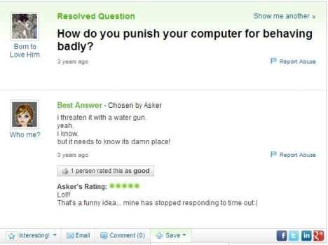 Punish,Computer