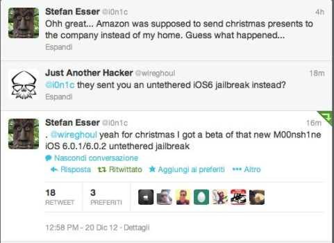 Untethered Jailbreak for iOS 6.0.1/6.0.2