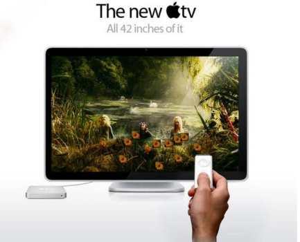 Tim Cook-Apple- TVs