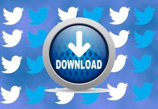 download-tweets