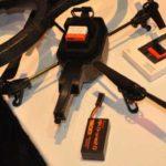 CES 2013: GPS for Quadrocopter AR.Drone 2.0