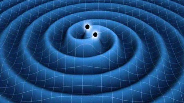 Black holes Simulation by NASA