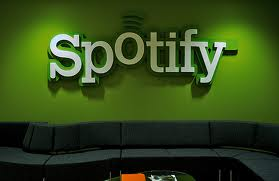 U.S. Welcome Spotify Today. 1